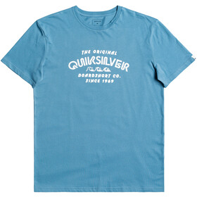 Quiksilver Wider Miless SS Tee Men, blue heaven